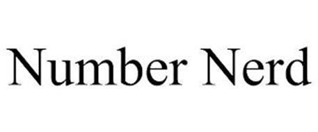 NUMBER NERD