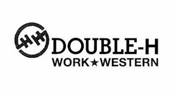 H H DOUBLE-H WORK WESTERN