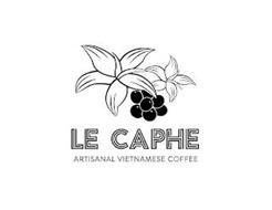 LE CAPHE ARTISANAL VIETNAMESE COFFEE