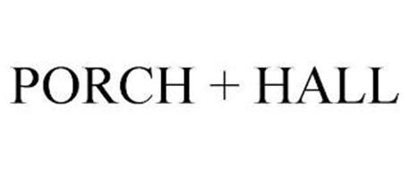 PORCH + HALL