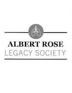 ALBERT ROSE LEGACY SOCIETY