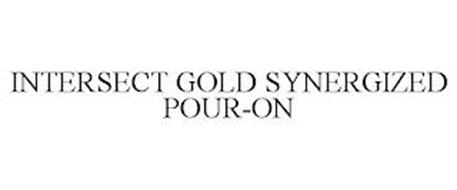INTERSECT GOLD SYNERGIZED POUR-ON