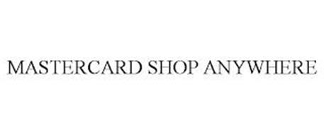 MASTERCARD SHOP ANYWHERE