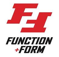 F F FUNCTION FORM