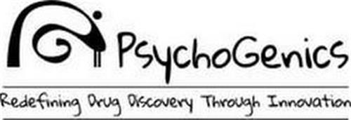 PG PSYCHOGENICS REDEFINING DRUG DISCOVERY THROUGH INNOVATION