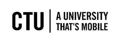 CTU A UNIVERSITY THAT'S MOBILE