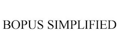 BOPUS SIMPLIFIED