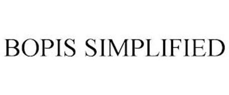 BOPIS SIMPLIFIED