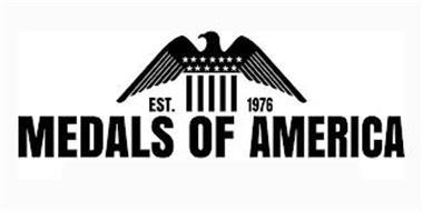 MEDALS OF AMERICA EST. 1976