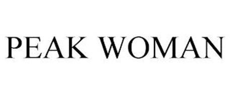 PEAK WOMAN