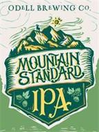 MOUNTAIN STANDARD IPA ODELL BREWING CO.