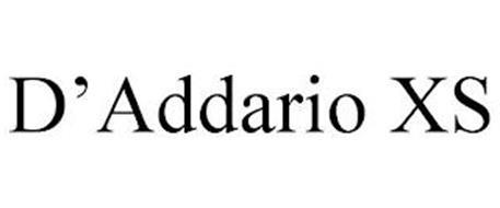 D'ADDARIO XS