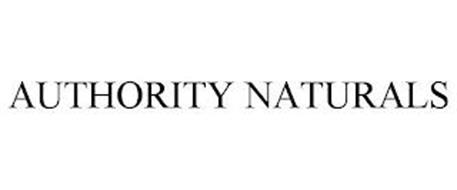 AUTHORITY NATURALS