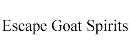 ESCAPE GOAT SPIRITS