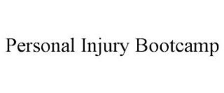 PERSONAL INJURY BOOTCAMP