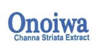 ONOIWA CHANNA STRIATA EXTRACT