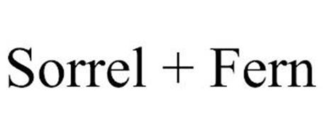 SORREL + FERN