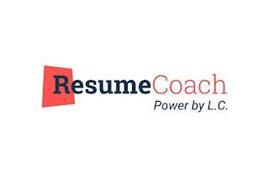 RESUME COACH POWER BY L.C.