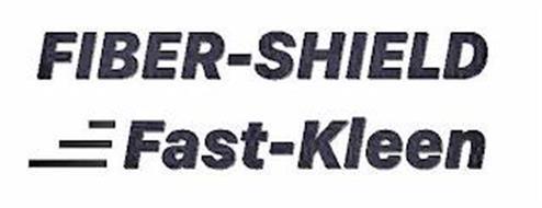 FIBER-SHIELD FAST-KLEEN