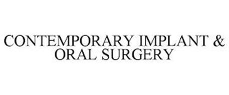 CONTEMPORARY IMPLANT & ORAL SURGERY