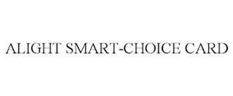 ALIGHT SMART-CHOICE CARD
