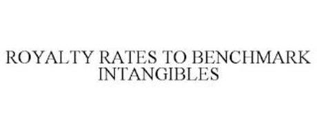 ROYALTY RATES TO BENCHMARK INTANGIBLES