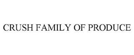 CRUSH FAMILY OF PRODUCE