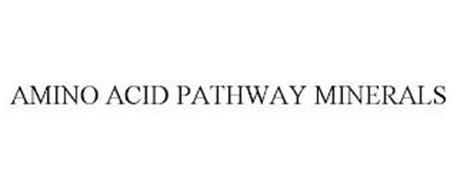 AMINO ACID PATHWAY MINERALS