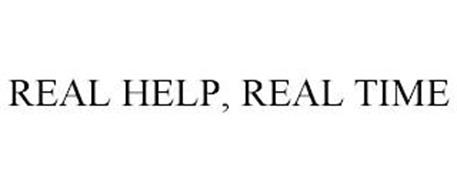 REAL HELP, REAL TIME