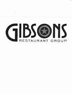 GIBSONS RESTAURANT GROUP