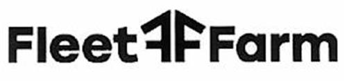 FLEET FARM FF DESIGN LOGO