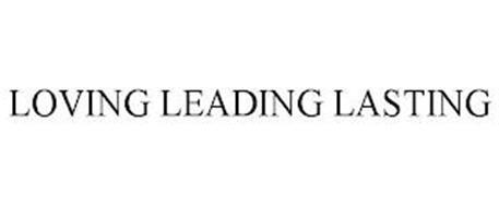 LOVING LEADING LASTING