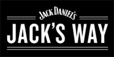 JACK DANIEL'S JACK'S WAY