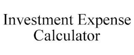 INVESTMENT EXPENSE CALCULATOR