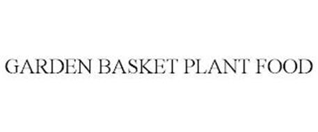 GARDEN BASKET PLANT FOOD