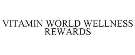 VITAMIN WORLD WELLNESS REWARDS