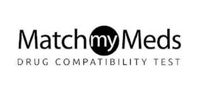 MATCH MY MEDS DRUG COMPATIBILITY TEST