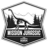 MISSION JURASSIC CHILDREN'S MUSEUM INDIANAPOLIS