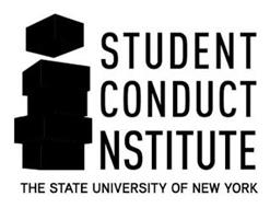 STUDENT CONDUCT INSTITUTE THE STATE UNIVERSITY OF NEW YORK