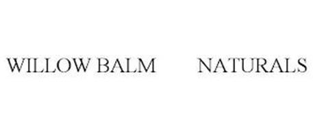 WILLOW BALM NATURALS