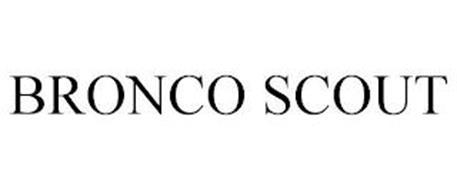 BRONCO SCOUT