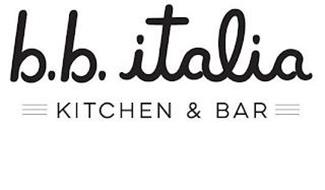 B.B. ITALIA KITCHEN & BAR