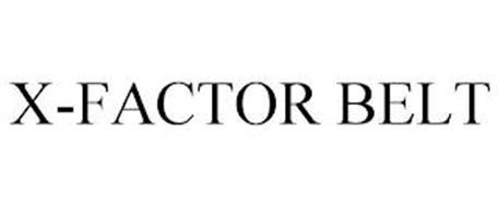 X-FACTOR BELT