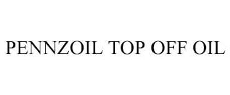 PENNZOIL TOP OFF OIL