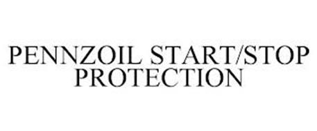 PENNZOIL START/STOP PROTECTION