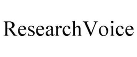 RESEARCH VOICE