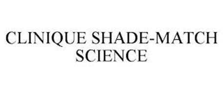 CLINIQUE SHADE-MATCH SCIENCE