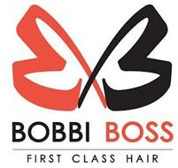 BB BOBBI BOSS FIRST CLASS HAIR