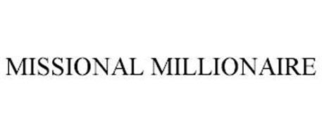 MISSIONAL MILLIONAIRE