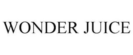 WONDER JUICE